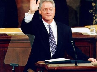President Bill Clinton - A Deeply Charismatic Speaker & Leader