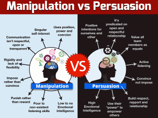 Manipulative vs. Persuasive Leadership
